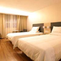 漢庭酒店(廣州崗頂地鐵站店)酒店預訂