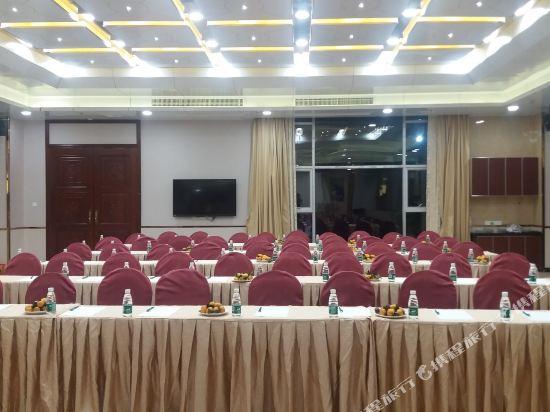 中山匯泉酒店(Huiquan Hotel)會議室
