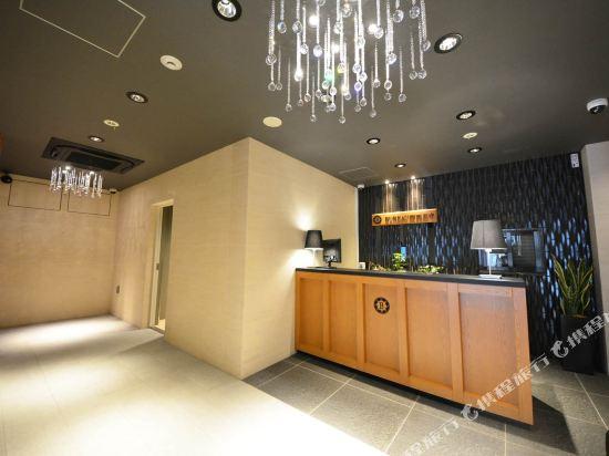 Bureau四天王寺酒店(Bureau Shitennoji Hotel)公共區域