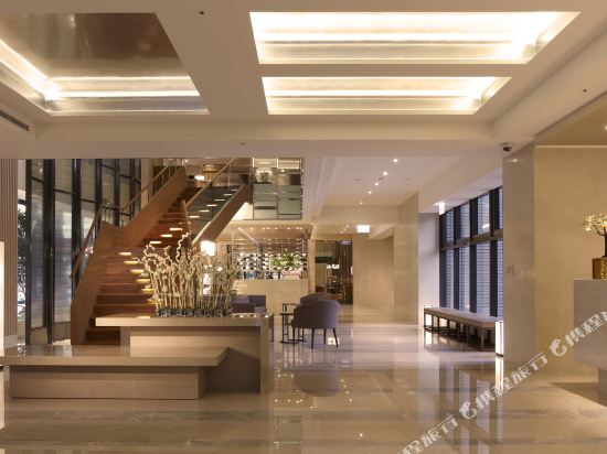 和逸飯店(台北民生館)(Hotel Cozzi Minsheng Taipei)公共區域