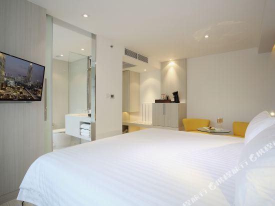盛泰樂水門酒店(Centara Watergate Pavillion Hotel Bangkok)Deluxe Family Residence