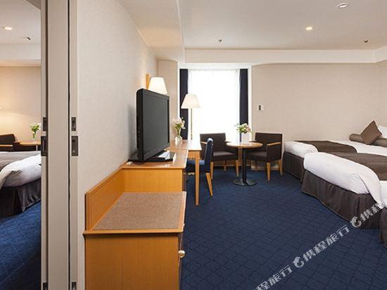 札幌格蘭大酒店(Sapporo Grand Hotel)東樓舒適連通房