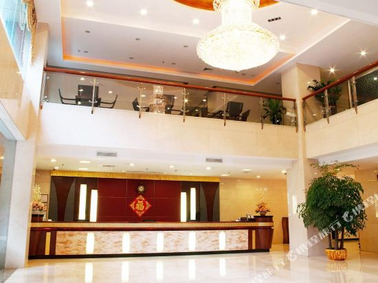 中山江畔商務酒店(Riverside Business Hotel)公共區域