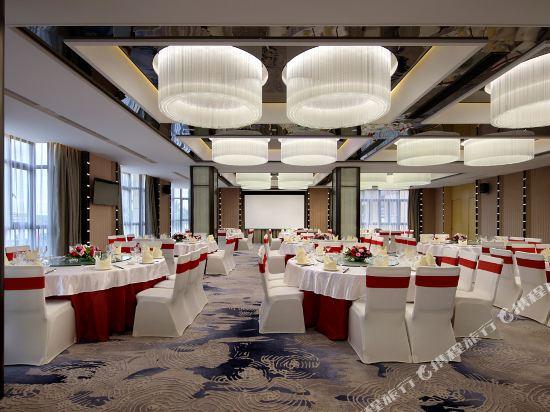 東方銀座國際酒店(東莞松山湖店)(Oriental Ginza International Hotel (Dongguan Songshan Lake))會議室