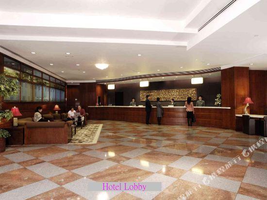 香港九龍維景酒店(Metropark Hotel Kowloon)公共區域