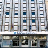 羅馬貝斯特韋斯特總統酒店酒店預訂