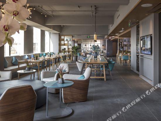 上海Pagoda君亭設計酒店(Pagoda Junting Design Hotel)餐廳