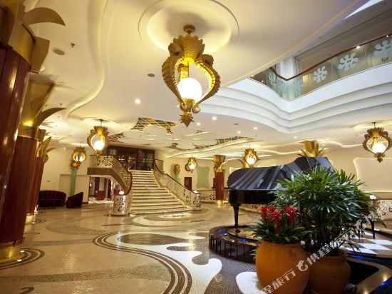 深圳鴻隆明華輪酒店(Cruise Inn)大堂吧