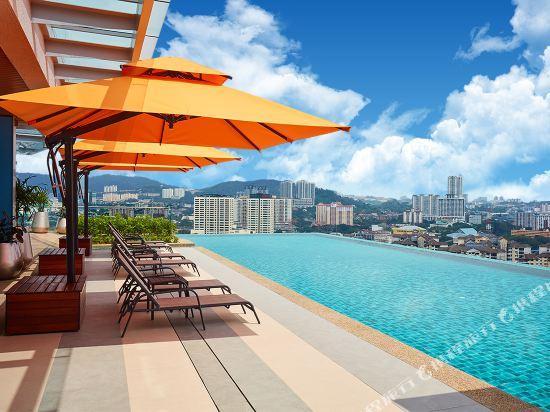 吉隆坡雙威偉樂酒店(Sunway Velocity Hotel Kuala Lumpur)室外游泳池