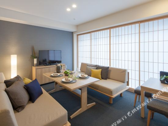 MIMARU 美滿如家酒店 東京赤阪(MIMARU TOKYO AKASAKA)豪華連通公寓房