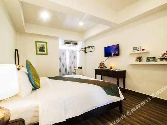 芭堤雅首驛精品酒店(E-Outfitting Boutique Hotel Pattaya)標準大床房