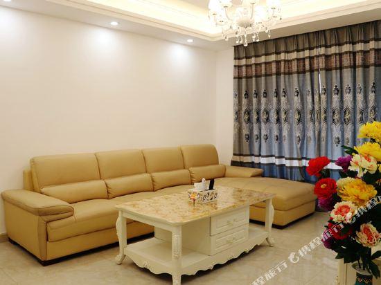 Q加·泰萊半島國際公寓(珠海橫琴海洋王國店)(Tailai Peninsula International Apartment (Zhuhai Hengqin Changlong Ocean Kingdom))精緻豪華寬敞一房一廳套房