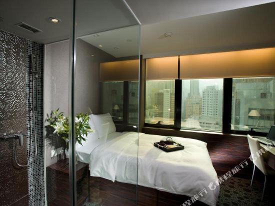 簡悅酒店(香港銅鑼灣店)(Minimal Hotel Urban)豪華客房