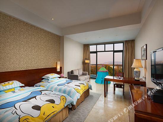 溧陽天目湖御水温泉度假酒店(Yu Shui Hot Spring Hotel)親子雙床房