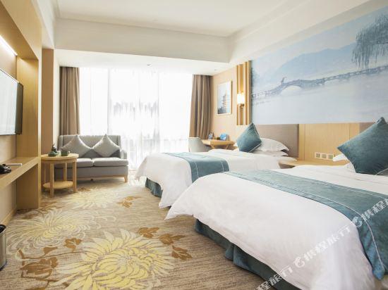 杭州西湖慢享主題酒店(West Lake Manxiang Theme Hotel)特惠雙床房
