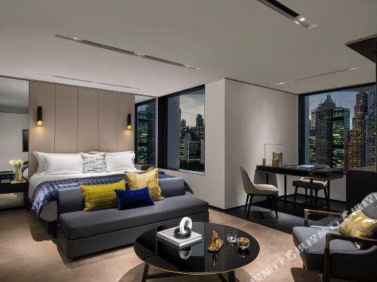 香港美利酒店(The Murray Hong Kong a Niccolo Hotel)至尊客房