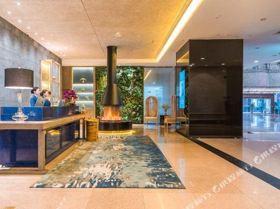 美豪麗致酒店(深圳福田會展中心店)(Mehood Lestie Hotel (Shenzhen Futian Convention and Exhibition Center))公共區域