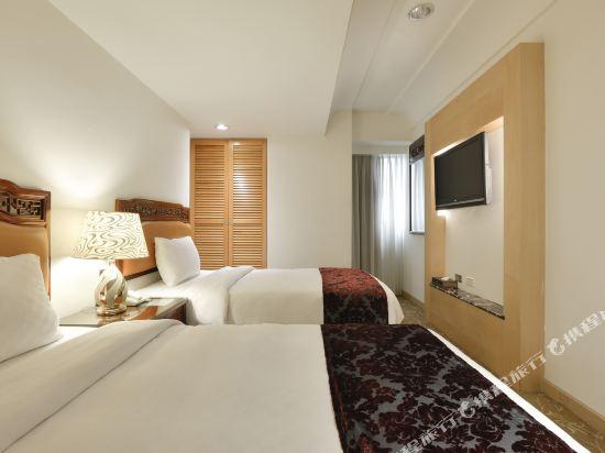 高雄陽光大飯店(Hotel Sunshine)標準客房
