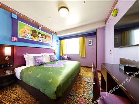 日本樂高樂園酒店(Legoland Japan Hotel)好朋友主題房