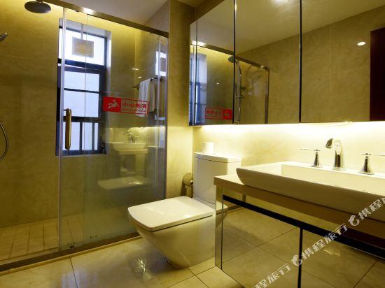 Q加·泰萊半島國際公寓(珠海橫琴海洋王國店)(Tailai Peninsula International Apartment (Zhuhai Hengqin Changlong Ocean Kingdom))親子陽光樂園二房二廳套房