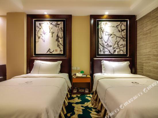 迎商·雅蘭酒店(廣州北京路店)(YING SHANG YALAN HOTEL)豪華雙床房
