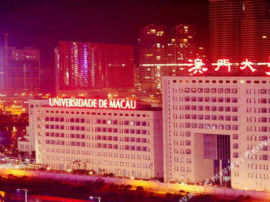 Q加·泰萊半島國際公寓(珠海橫琴海洋王國店)(Tailai Peninsula International Apartment (Zhuhai Hengqin Changlong Ocean Kingdom))澳門觀景舒適二房二廳套房