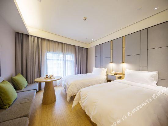 全季酒店(上海外灘金陵東路店)(Ji Hotel (Shanghai The Bund Jinling East Road))雙床房