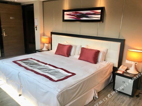 高雄蒂亞飯店-愛河館(Hotel-D)商務雙人房