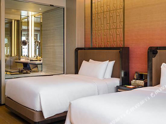 澳門美獅美高梅酒店(MGM Cotai Macau)度假連通四人間