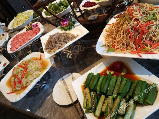 麥新格精品酒店(上海國際旅遊度假區浦東機場川沙店)(Maixin'ge Boutique Hotel (Shanghai International Tourism Resort Pudong Airport Chuansha))餐廳