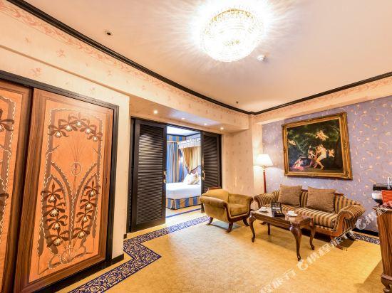 澳門葡京酒店(Hotel Lisboa)兩房一廳尊尚套房