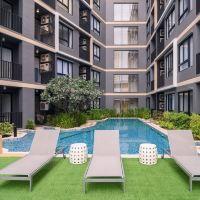 芭堤雅吉星城市態度公寓酒店預訂