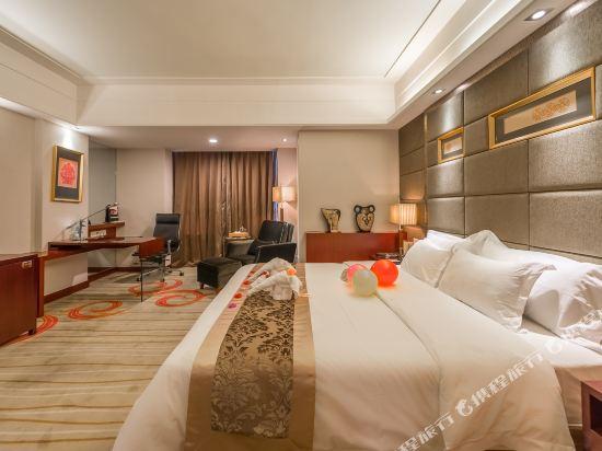 百盛達酒店(佛山千燈湖公園店)(Pasonda Hotel (Foshan Qiandeng Lake Park))高級公寓房