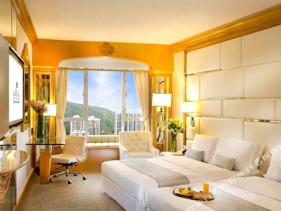 富豪香港酒店(Regal Hongkong Hotel)家庭四人客房
