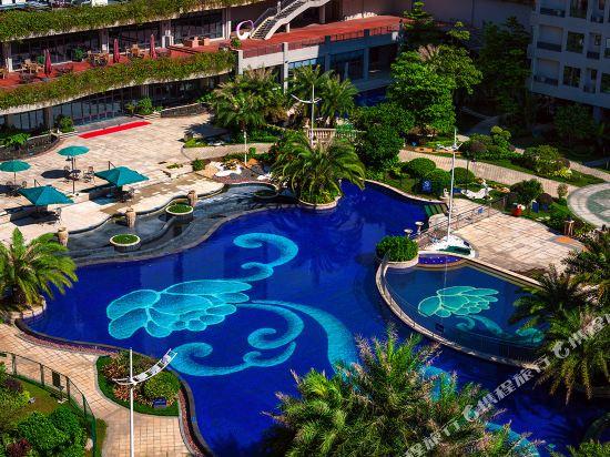 碧桂園空港鳳凰酒店(廣州新白雲機場店)(Country Garden Airport Phoenix Hotel (Guangzhou Baiyun Airport))眺望遠景
