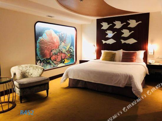 深圳鴻隆明華輪酒店(Cruise Inn)水手房(大床)