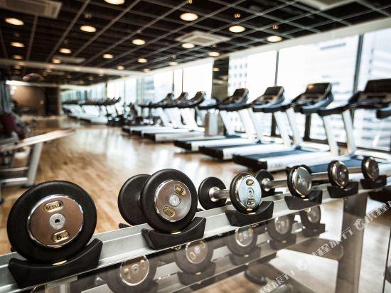 首爾南大門輝盛坊國際公寓(Fraser Place Namdaemun)健身房