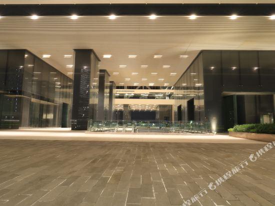 高仕登國際公寓(珠海橫琴口岸海洋王國店)(GOLDEN INTERNATIONAL APARTMENT)外觀