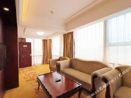維也納酒店(上海浦東機場店)(Vienna Hotel (Shanghai Pudong Airport))豪華套房