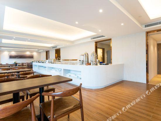 珠海伯瑞灣濱江酒店公寓(Bo Rui Wan Binjiang Condo Hotel)餐廳