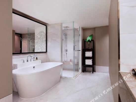 曼谷馬奎斯皇后公園萬豪酒店(Bangkok Marriott Marquis Queen's Park)家庭套房