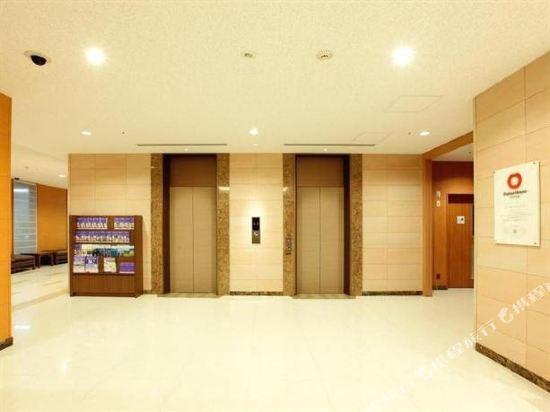 福岡西中洲大和ROYNET酒店(Daiwa Roynet Hotel Fukuoka Nishinakasu)公共區域