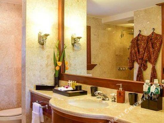 峴港富麗華大酒店(Furama Resort Danang)家庭房(帶陽台)