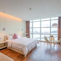 珠海冠月國際酒店式公寓酒店預訂
