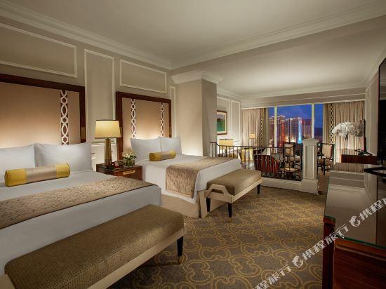 澳門威尼斯人-度假村-酒店(The Venetian Macao Resort Hotel)豪華貝麗套房