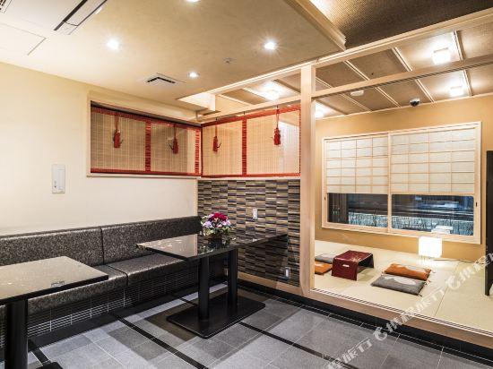 京都雅然居酒店(祇園)(Hotel Alza Kyoto)大堂吧
