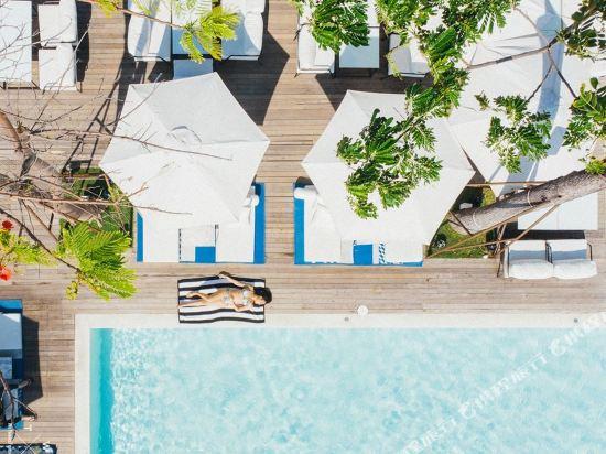 華欣巧克力盒酒店(Chocolate Box Hua Hin)室外游泳池