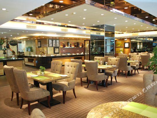 中山國際酒店(Zhongshan International Hotel)高級大床房