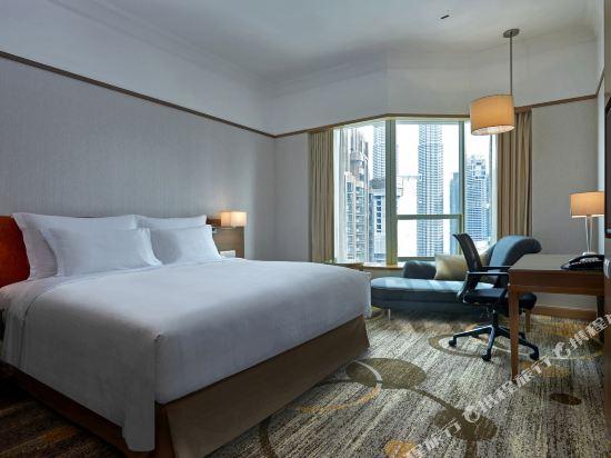 鉑爾曼吉隆坡城市中心大酒店(Pullman Kuala Lumpur City Centre Hotel & Residences)豪華房