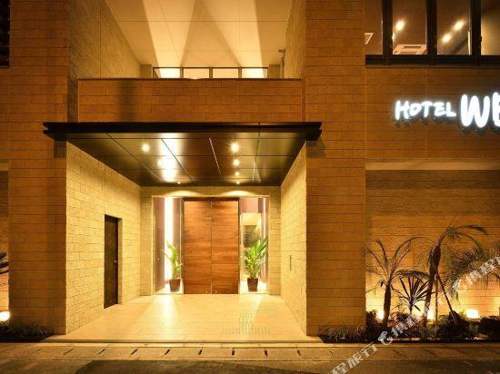 博多WBF格蘭大酒店(HOTEL WBF GRANDE HAKATA)外觀